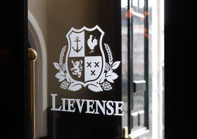 Café Lievense Logo Breda Haven