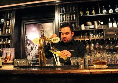Barman Breda Cafe Lievense